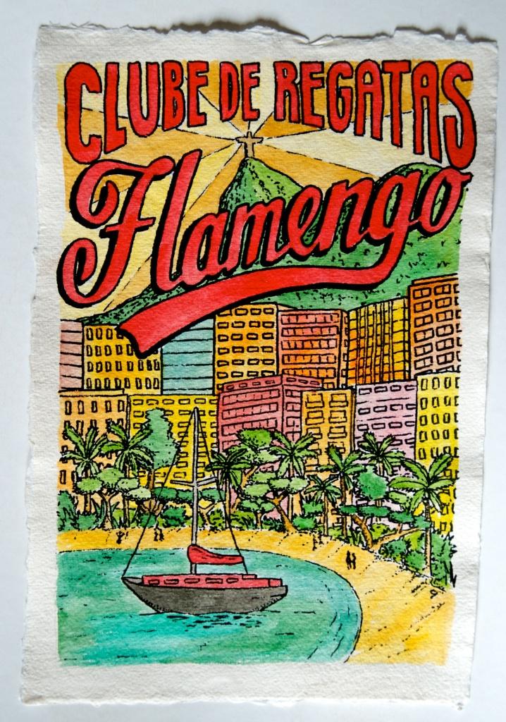 5 Flamengo