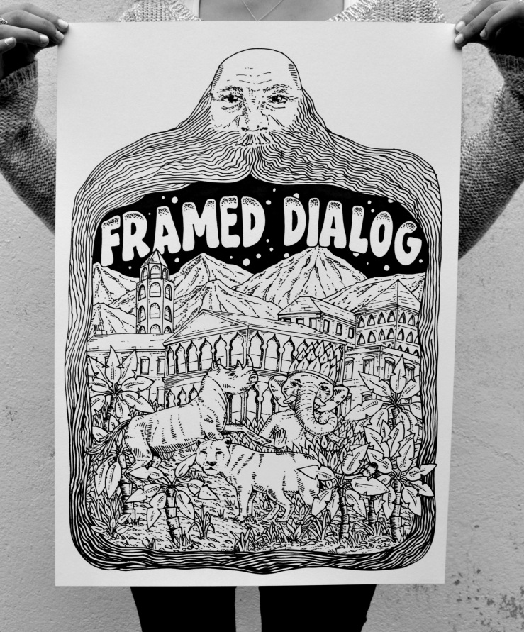 Framed Dialog