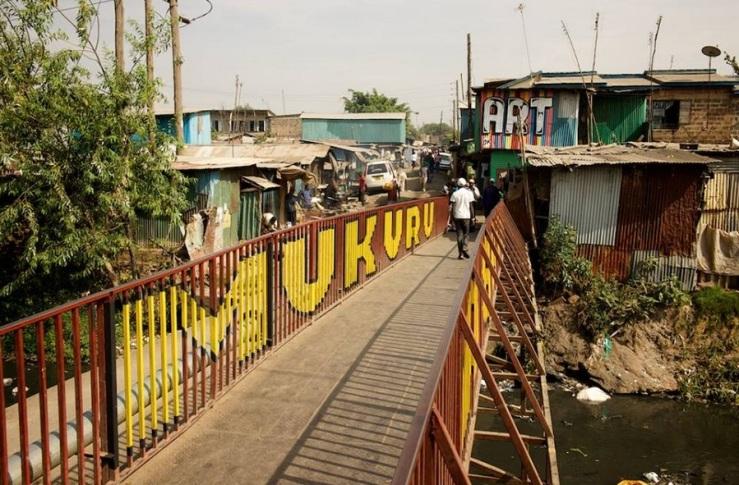 Mukuru Kayaba Bridge