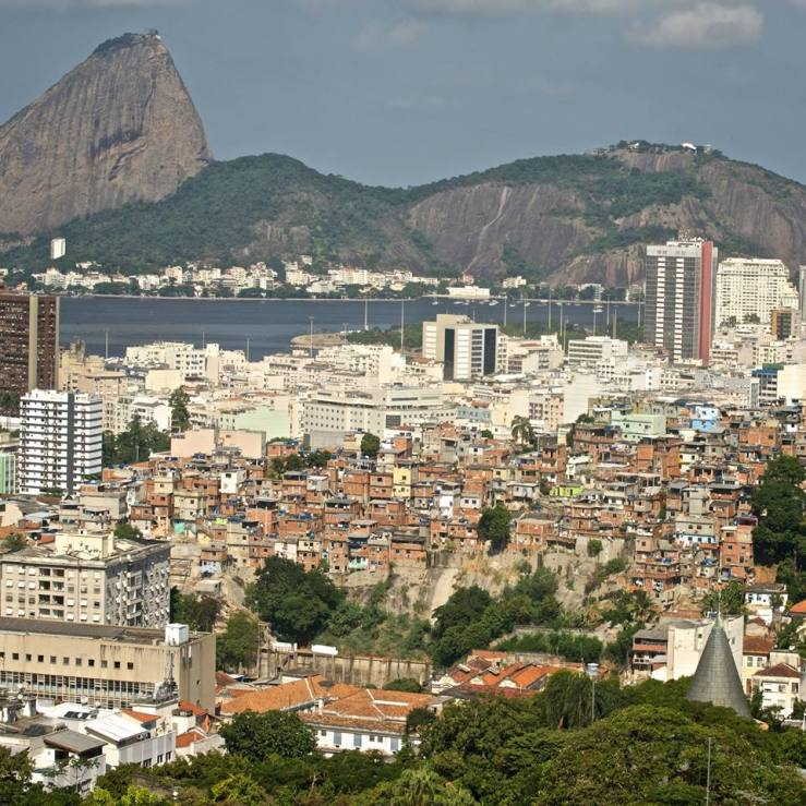 Favela Santo Amaro